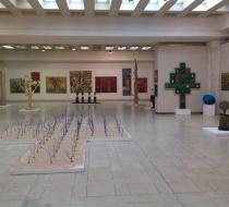 """Constantin Brancusi"" Art Gallery"